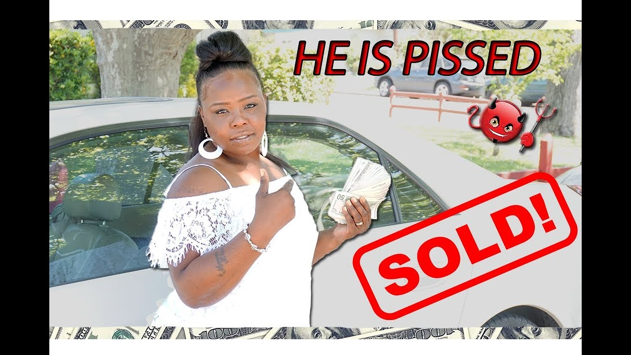 I SOLD YOUR CAR PRANK [HE WAS PISSED]