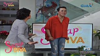 Sarap Diva: Acting lessons with Nura and Velma