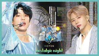 HOT VICTON - nostalgic night , bigton