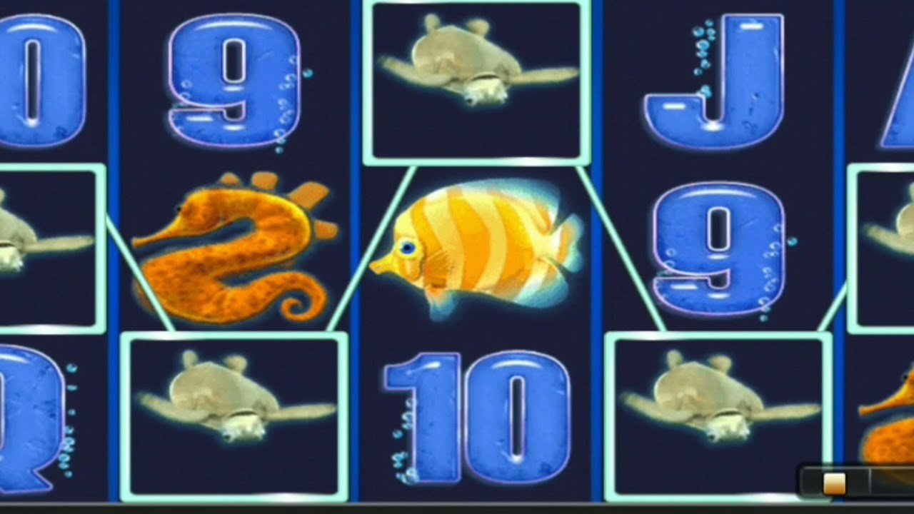 great blue slot free game