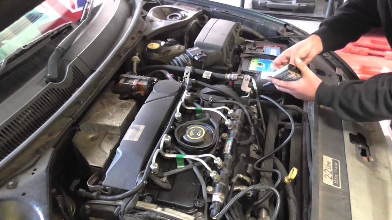 Mondeo 2 2 155bhp Tdci Turbotune Chip Tuning Box Fitting