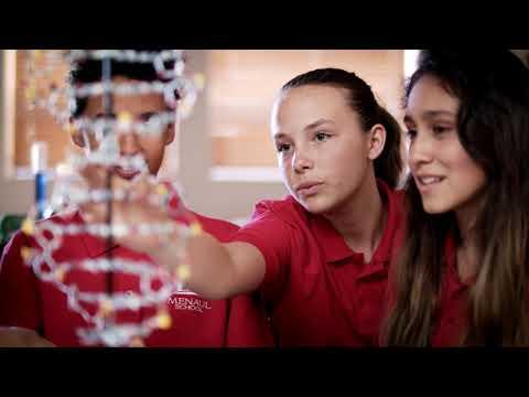 Menaul School: We Are World Smart