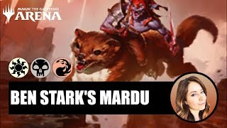 Ben Stark's Mardu Knights - Throne of Eldraine Standard Deck Guide | MTG Arena