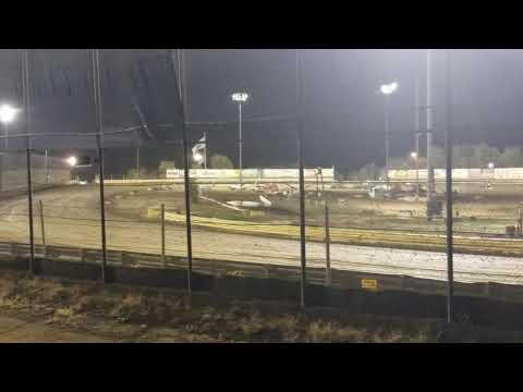 New Egypt Speedway Northeast Wingless Sprintcar Heat
