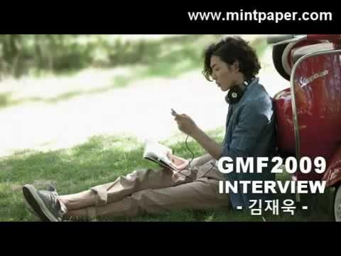 Kim Jae wook GMF2009
