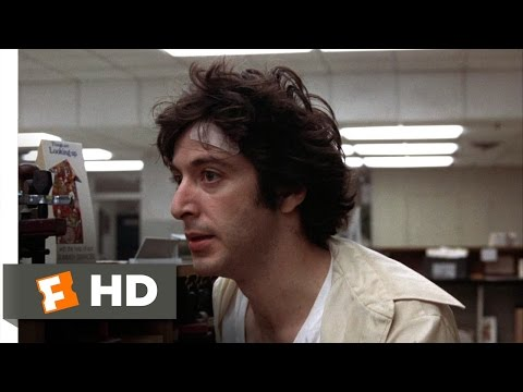 Dog Day Afternoon (6/10) Movie CLIP - They're Coming In The Back! (1975) HD