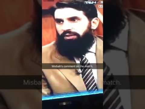 Virat kohli & Misbah ul haq funny interview