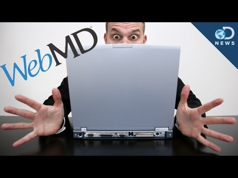 Why You Shouldn't Self-Diagnose On The Internet