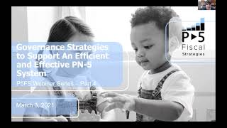Webinar Series #4 - Governance Strategies to Support an Efficient and Effective PN-5 System
