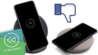 FAIL! Galaxy S8 pierde carga rápida con actualización | El recuento