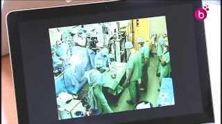 Coeur artificiel. une première à l'hôpital Saint Pierre