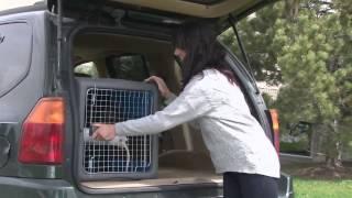 Sportpet Large Pop Dog Crate
