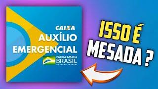 USANDO AUXILIO EMERGENCIAL PARA PAGAR DIVULGAÇÃO DE SERVIDOR DE GTA SAMP ANDROID
