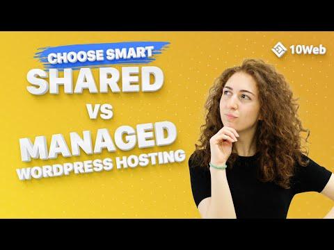 Shared vs Managed WordPress Hosting: the unspoken TRUTH revealed 🔥