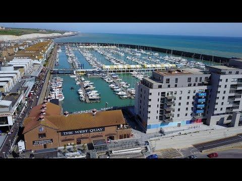Brighton Marina ( DJI Mavic )