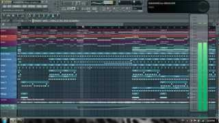 Adele - Rolling in the deep (FL Studio 10 Remake/Cover/Instrumental) W/ Vocal Free FLP