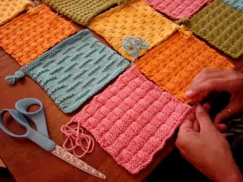 Part 1 How To Seam The Dream Catcher Baby Blanket Youtube