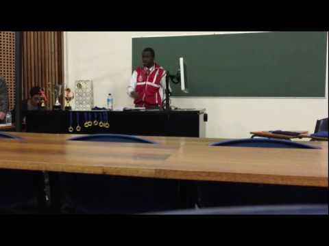 Cub Grill 2016 (Wits Debating Union Schools' Open) Final