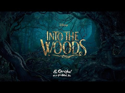 INTO THE WOODS - I Know Things Now (KARAOKE) - Instrumental with lyrics on screen