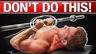 5 EXERCISES YOUR GRIP IS GAHHHBAGE!   SAVE YOUR GAINS!