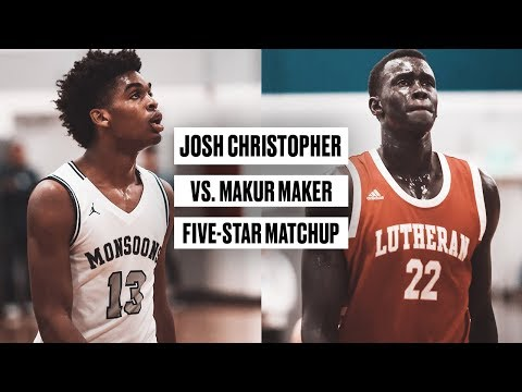 Josh Christopher Leads Mayfair to Playoff Win Over Makur Maker and Orange Lutheran - Full Highlights
