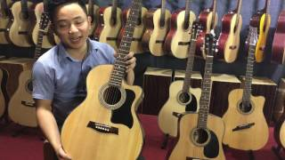 Test đàn Guitar HD150 (Văn Anh Audio C#)
