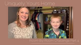 Kid's Closet Organizing Tips