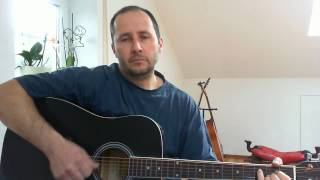 The Great Historical Bum - Woody Guthrie (Cover)