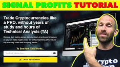 Signal Profits Tutorial - How to Trade Crypto Signals Group with 3commas