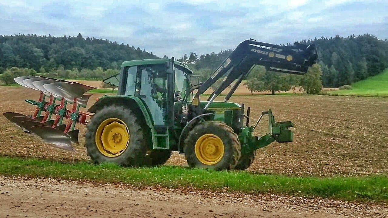sachen gibt 39 s traktor john deere 6300 vol 2 youtube. Black Bedroom Furniture Sets. Home Design Ideas