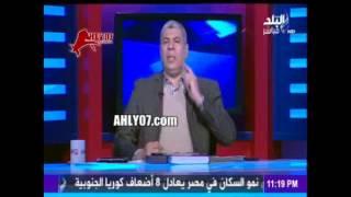 شاهد رد شوبير الكامل على تجاوزات مجدي عبد الغني ضده وتحذيرات بالجمله