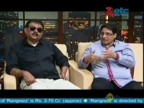 Vashu Bhagnani & Priyadarshan With Komal Nahta