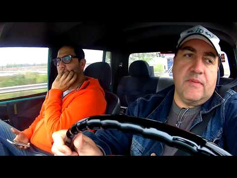 RASTROJERO 20160907 171756 Osvaldo Cabral y Federico Bava viajan a Ceibas, Entre Ríos