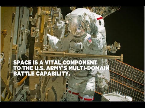 The U.S. Army In Space Today And In The Future