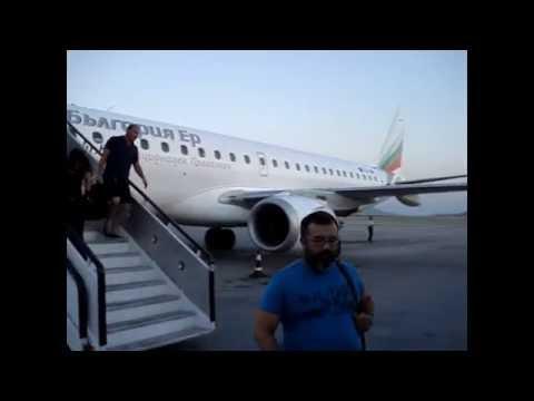 My trip from Sofia Bulgaria to Athens Greece