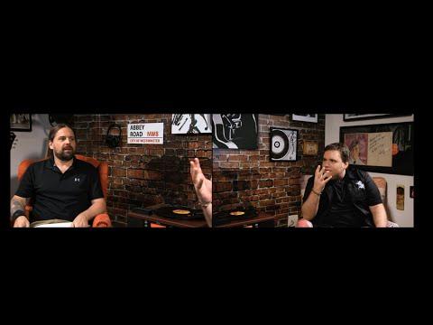 Andreas Kisser explica rotação de vinil - 5 Discos