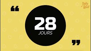 Le pouvoir des habitudes - Astuce simple pour vous reprogrammer - 28 JOURS (voix FR)