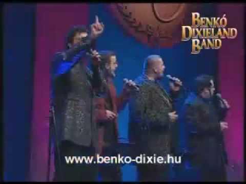 Go down Moses_-_Benko Dixieland Band