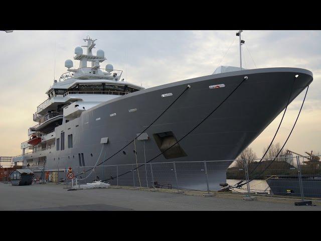 107 Metre Superyacht Ulysses Not Sold To Facebook S Mark Zuckerberg