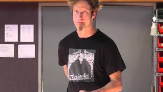 Comedian Josh Blue Speaks To Bucs Students