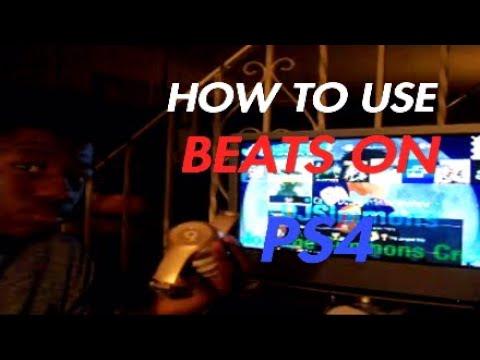 how to use beats wingtips