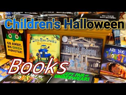 Barnes & Noble  /  Children's Halloween Books
