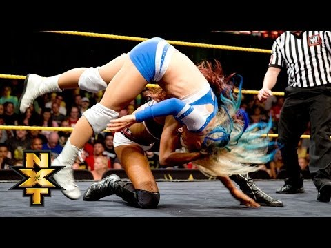 Alexa Bliss Vs. Alicia Fox - NXT Women's Title Tournament, Round One: WWE NXT, May 8, 2014