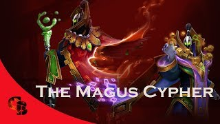 Dota 2: Store - Rubick - The Magus Cypher [ARCANA w/ Crux of Perplex Immortal]