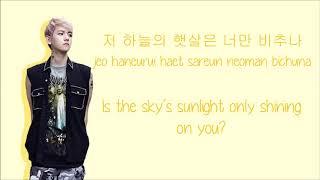 EXO K   Lucky Color Coded Hangul Rom Eng Lyrics