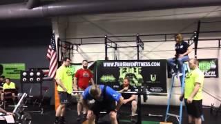 RPS 2016 NH & VT State Powerlifting Championships- Pat Morris, 60