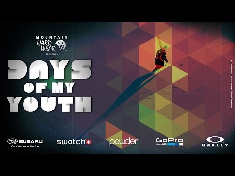 "Red Bull Media House, in association with MSP Films, presents the extended trailer for ""Days Of My Youth,"" a new action-packed film."