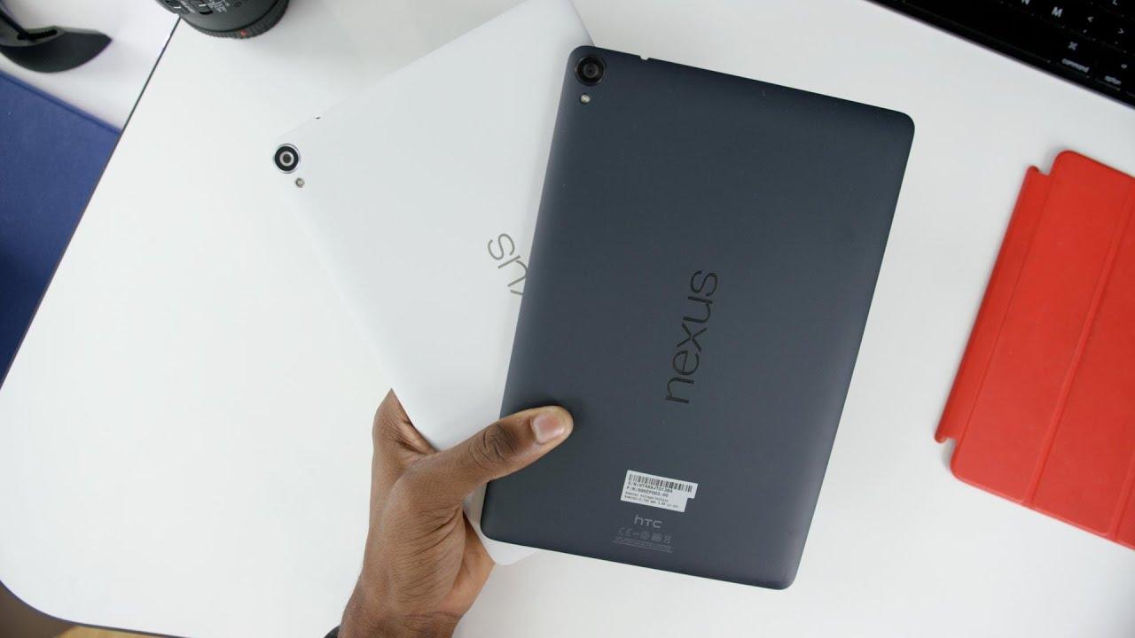 Google Nexus 9 Unboxing + Hands On!