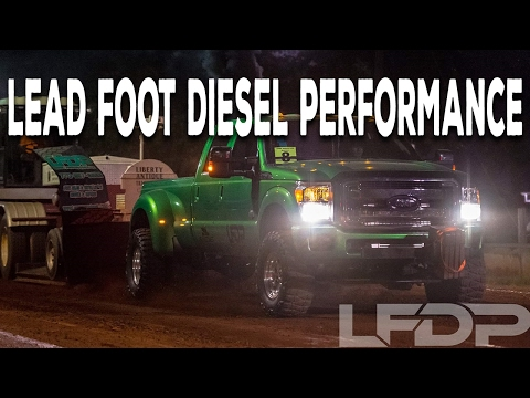 Shop Talk with Lead Foot Diesel Performance