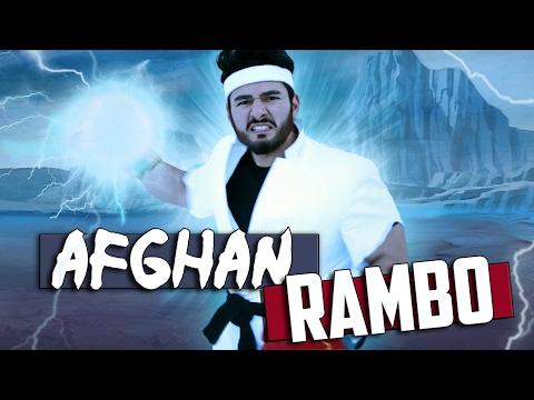 AFGHAN RAMBO!!